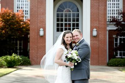 Zach + Kelsey Wedding