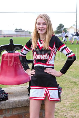 2013-14 NPHS Cheerleaders