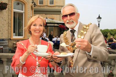 Mayoress' Strawberry Tea 2013