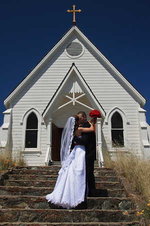 Chapel Wedding