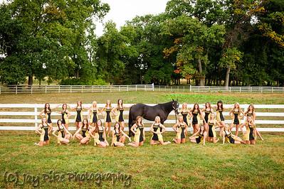2013 WMU Dance Team Photos