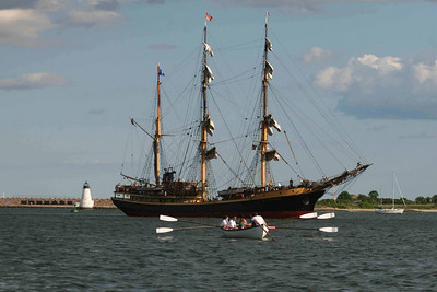 New Bedford Harbor Scenes