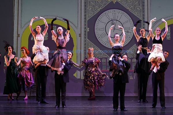 5-12-18 Egelvsky Ballet Cinderella 6pm