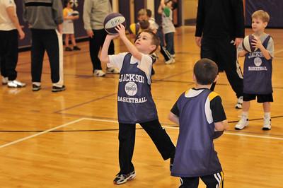 Kindergarten League 1/16/10
