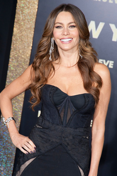 HOLLYWOOD, CA: Actress Sofia Vergara arrives at the Premiere of Warner Bros. Pictures' 'New Year's Eve' at Grauman's Chinese Theatre. Photo taken on Monday, December 5, 2011 by Tom Sorensen/Moovieboy Pictures.