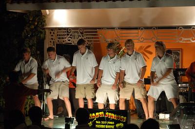 Rugby - USA U19 - NAWIRA Caribbean Island Tour - Part II - Guyana - July 2006