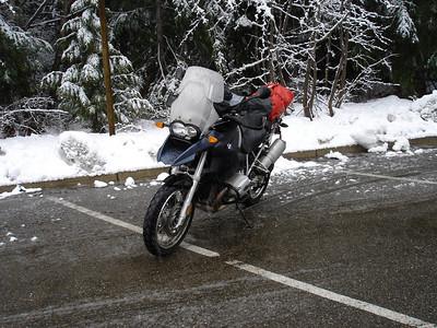2005.04.01 Chilly ride to Idaho