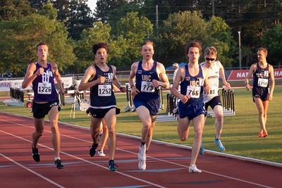M 5000m Trials