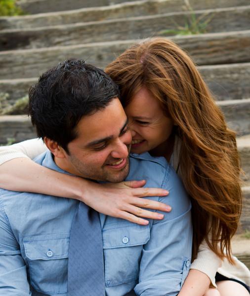 Andrea & Sameer