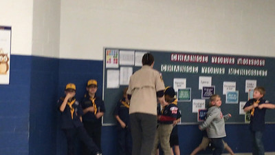 2016 Cub Scouts - Pinewood Derby