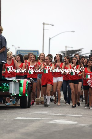 2012 Homecoming Parade