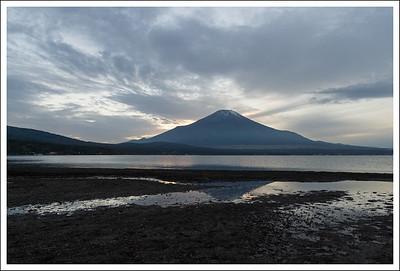 Mt. Fuji's Five Lakes