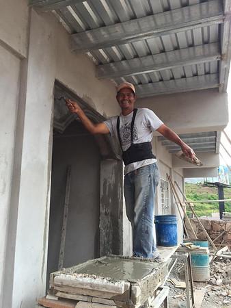 Honduras Construction Mission Trip 2016