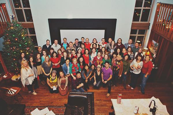 SOSL Christmas 2012