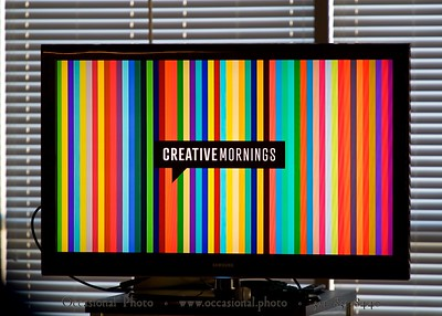 CreativeMornings/Orlando, May 27, 2016