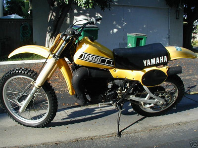 1979 yz 250