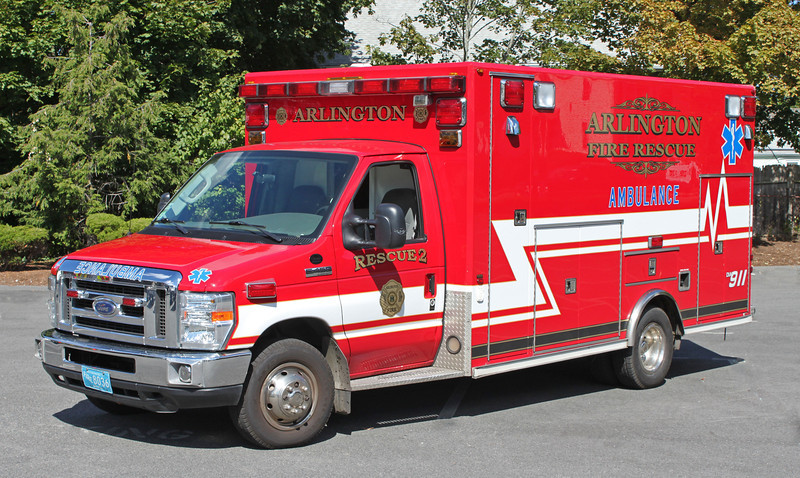 Rescue 2 2009 Ford / Osage