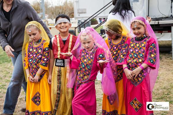 Kriti Dance at Ostrich Fest