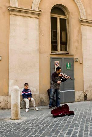 The Street Scenes