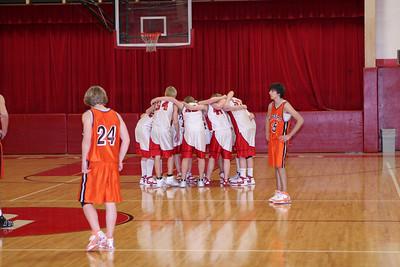 Boys JV Basketball - 1/31/2008 Grant