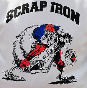 Sacramento Rebels vs Scrap Iron 70's