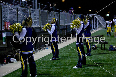 2014-10-21 JFK Football Varsity @ St. Louis Park (Sectionals) 1 Half