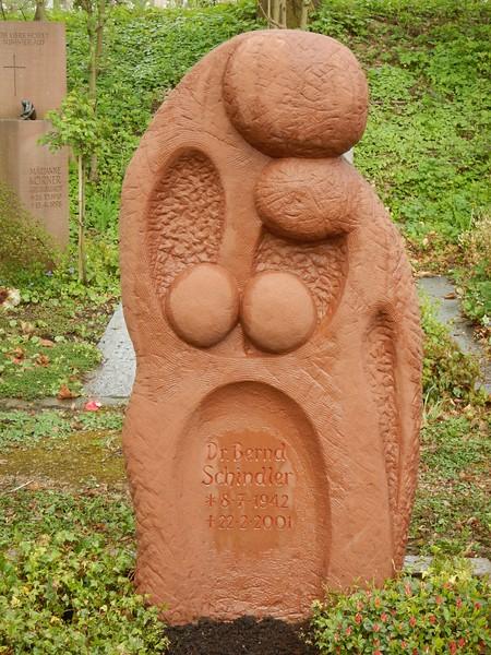 Sandstein Figurengruppe