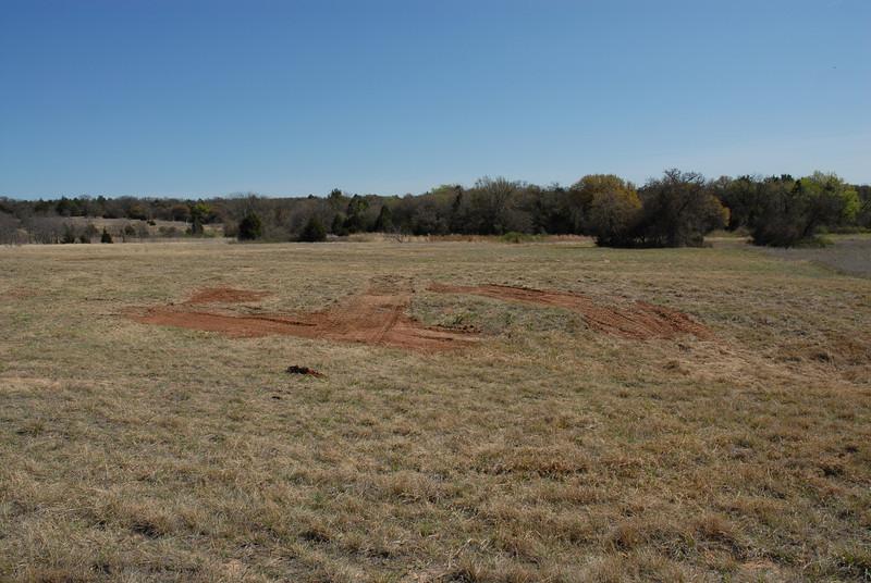 Erosion control sites