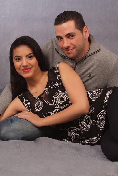Dalia & Mostafa - Studio - February 13, 2015