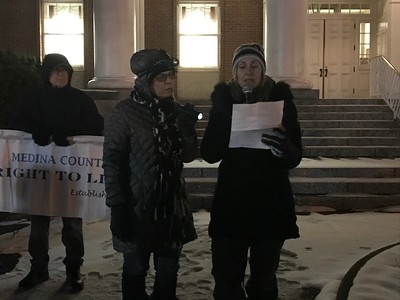 March for Life rally held at Public Square