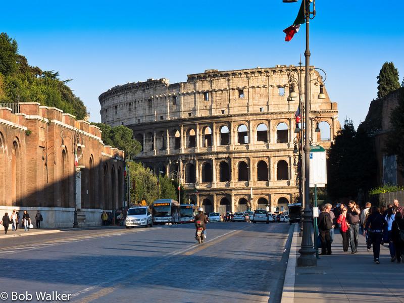 See link for info on Colosseum http://en.wikipedia.org/wiki/Colosseum