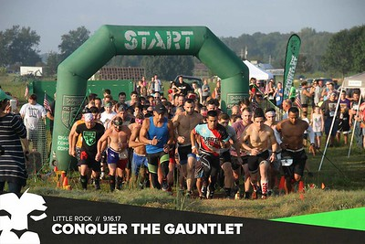 Conquer The Gauntlet  Little Rock 2017
