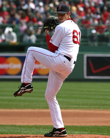 Red Sox, April 21, 2008