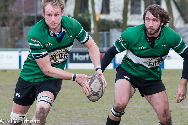 Delft 1 vs 't Gooi 2 1 March 2015