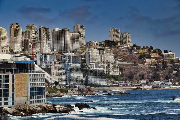 Vina del Mar, Chile (February 2020)