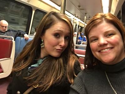 2017 Trip: Washington Trip for Training Jan