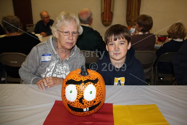 st. joe's grandparent's day . 10.19.15