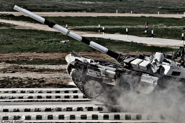ARMYGAMES-2017 - Tank biathlon Individual race