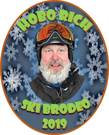 Hobo Rich Ski Brodeo 2019