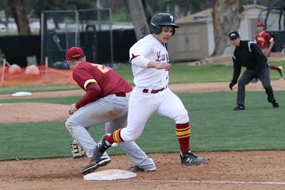 Baseball 2/20 vs Glendale up 3/5