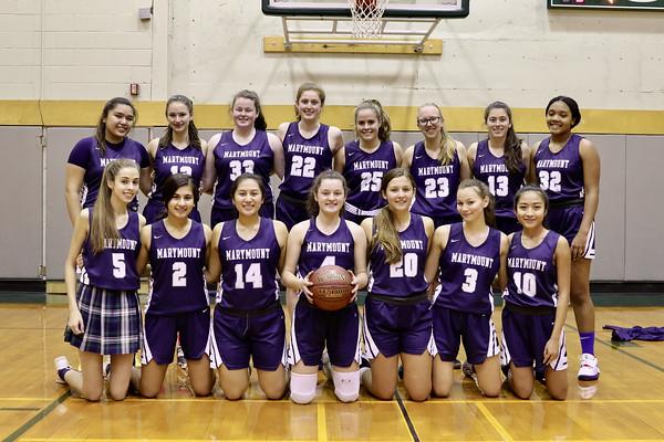Varsity Basketball 2019-2020