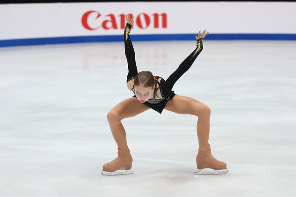 Junior Ladies SP
