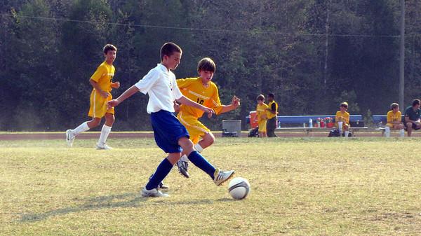 Soccer vs. Collegiate