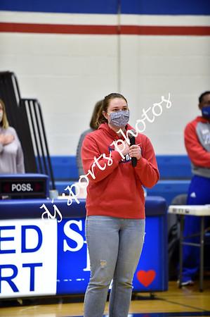 2021-02-02 SHA Varsity Girls Basketball vs Mercer