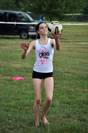Dig Pink Women's Serve