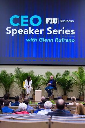 FIU CEO Speaker Series | Glenn Rufrano