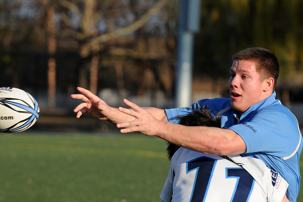 NRU Rugby Playoffs, November 21-22, 2009