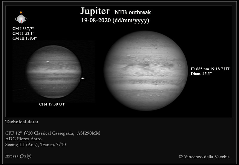 Jupiter NTB outbreak (Aug 19, 2020)