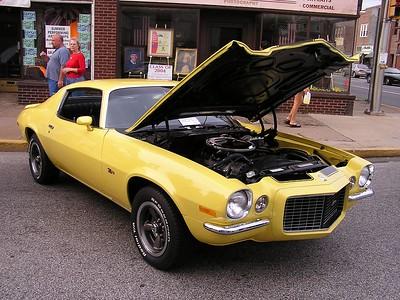 2003 Lansdale Car Show