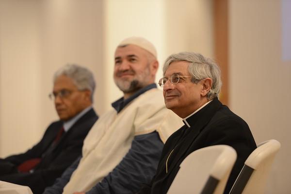 2014 Bishop Matano at Islamic Center